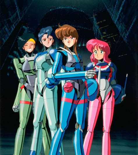 Anime News Network by Bubblegum Crisis Oav Anime News Network