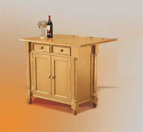oak kitchen islands sunset trading light oak kitchen island with drop leaf top