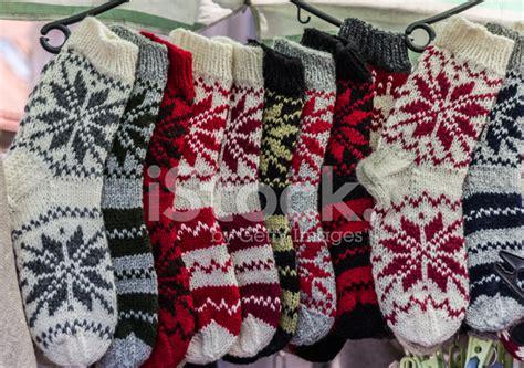 tabio nordic pattern house socks knitted scandinavian socks stock photos freeimages com