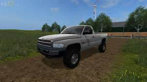 Dodge Truck Dodge Ram 2500 Fs17 Mods