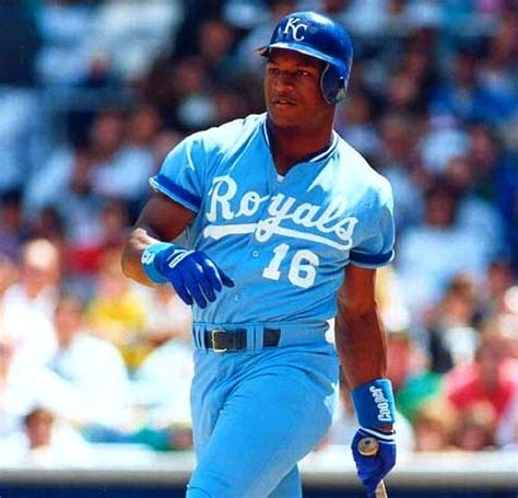 bo jackson wearing powder blue with the kansas city royals | baseball | pinterest
