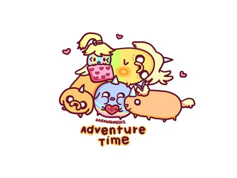 adventure time jake s puppies puppies adventure time with finn and jake fan 35955581 fanpop