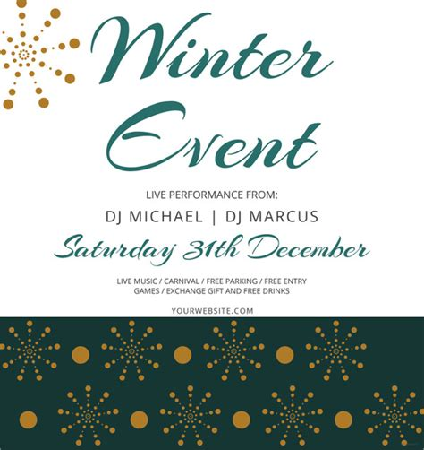 26 Free Download Event Flyer Templates In Microsoft Word Format Free Premium Templates Simple Event Flyer Template