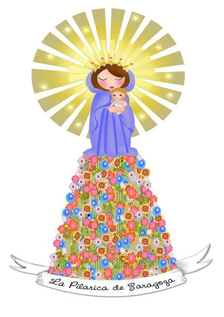 imagenes virgen maria pilar virgen del pilar non perfect el blog imperfecto