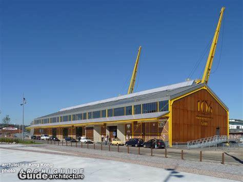 hangar 106 a rouen king kong archiguide