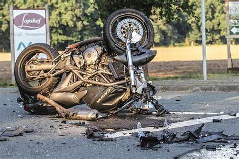 Motorrad Shop Nienburg by Unfall Motorradfahrer T 246 Dlich Verletzt