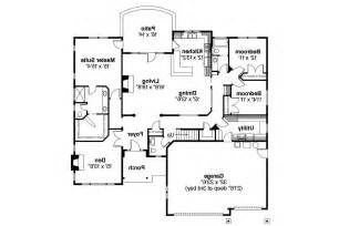 Craftsman Floor Plan by Craftsman House Plans Whitingham 30 501 Associated Designs