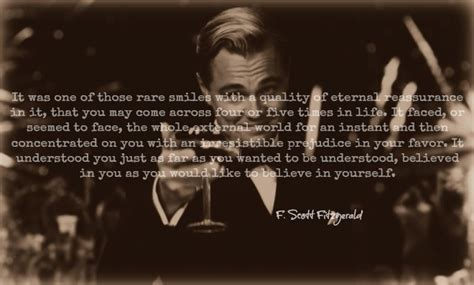 eternal themes in the great gatsby quot it was one of those rare smiles with a quality of eternal