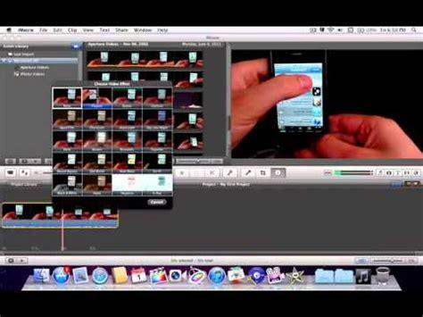 imovie tutorial advanced imovie advanced tutorials and editing ep 1 youtube