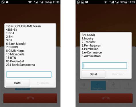 format cek saldo via sms banking bni cara cek mutasi rekening bni melalui 141 emingko blog