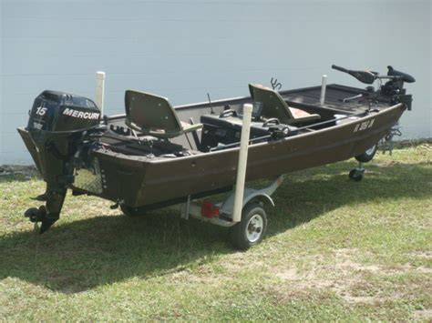 used 18 foot jon boats for sale 18 foot jon boat bing images