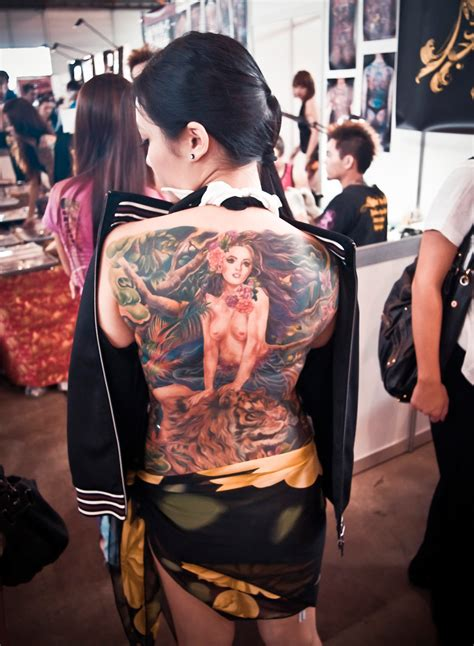 Sydney Tattoo Expo Photos | 93 til infinity sydney tattoo expo