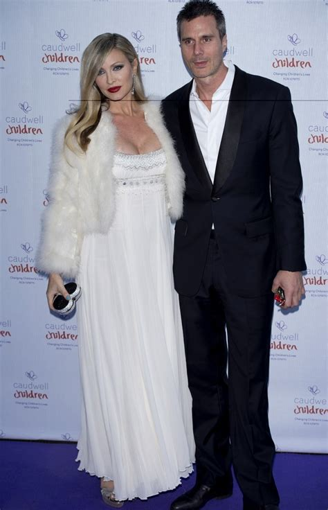 caprice bourret ty comfort ty comfort in arrivals at the butterfly ball in london