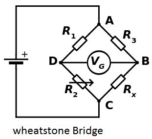 all about wheatstone bridge circuit theory its working principle electrical engineering 123
