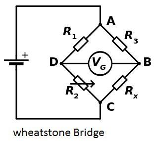 wheatstone bridge notes wheatstone bridge working model 28 images a simple microfabricated pressure sensor load