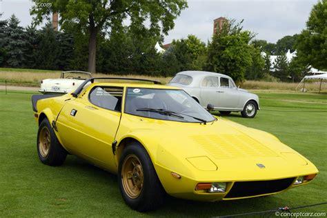 Lancia Stratos 1972 Lancia Stratos Hf Conceptcarz
