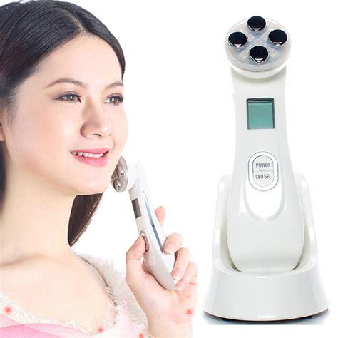 Alat Rf Wajah alat perawatan kulit wajah rf ems photon skin rejuvenation white jakartanotebook