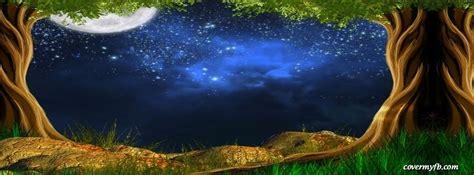 night blue sky facebook covers night blue sky fb covers
