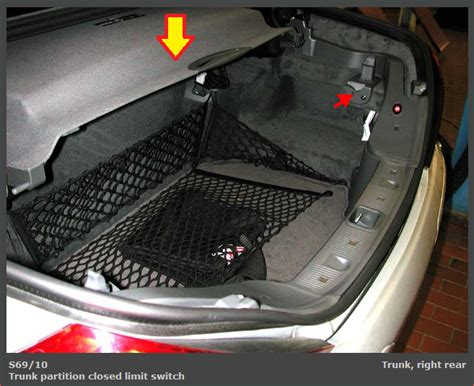 Golf Auto Boot Open by Mercedes Trunk Partition Open
