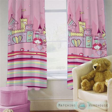 buy childrens curtains childrens nursery curtains kids junior tweens tape top