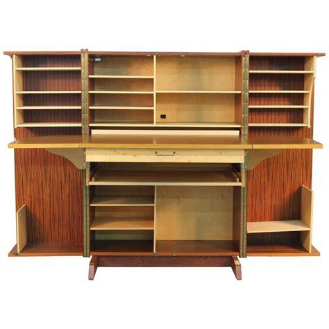 teak modern wooton desk for sale at 1stdibs
