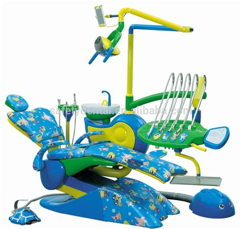 Arm Chairs by New Fish Type Dental Unit Special For Kids Dental