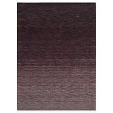 kenneth cole rugs kenneth cole reaction home area rug in gradient berry bed bath beyond