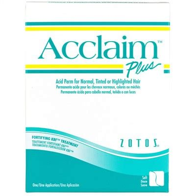 optimum perm instructions acclaim plus regular acid perm
