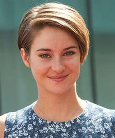 by hairstyle 55 attractive hairstyles of shailene woodley