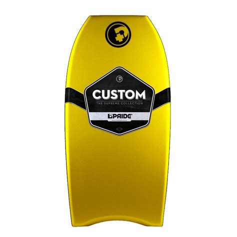 Pride Custom location planche de surf bodyboard pride 42 224 biarritz c 244 te basque
