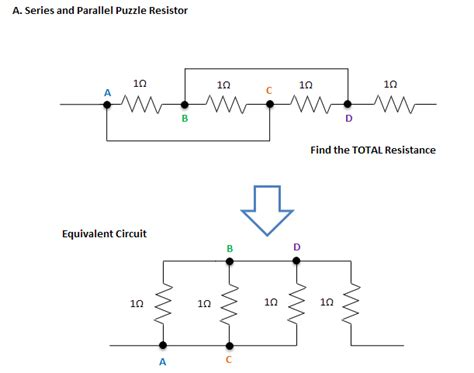 resistor series parallel problems how to read smd memorize color coded and solve puzzle resistors gbsb techblog your daily
