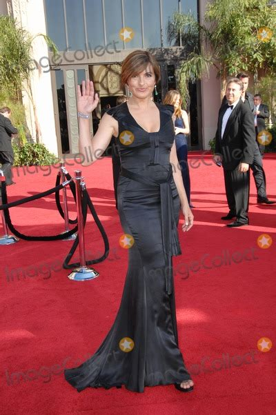 The 59th Primetime Emmy Awards Best Dressed by Mariska Hargitay Pictures And Photos