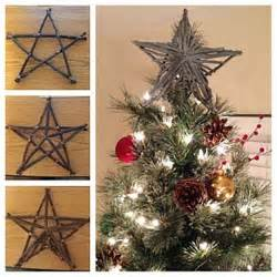 diy christmas tree topper ideas star tree topper diy