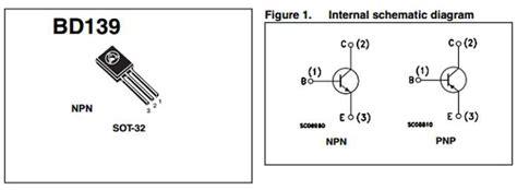 bd139 transistor nedir transistor bd139 hfe 28 images transistor bipolar hfe 28 images 2n3906 nte electronics