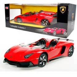 Remote Lamborghini Cars Dx Lamborghini Aventador J Rc Remote Car Scale 1