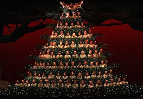 singing lights the singing trees returns with display of