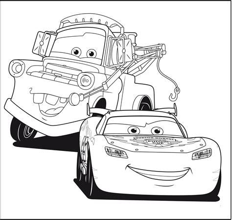 kolorowanki z bajki auta cars dla dzieci do wydruku