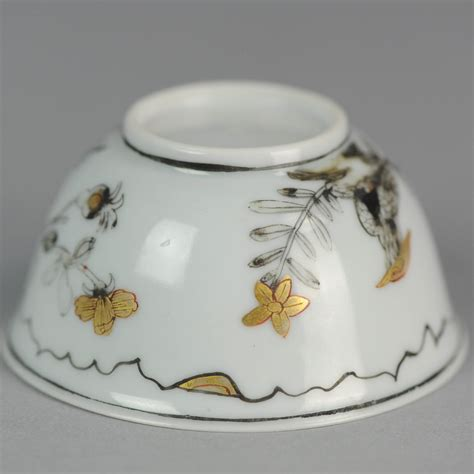 Antique 18th C Yongzheng Period Blue White Tea Caddy 1 Jpg Antique 18c Porcelain Blue Egshell Yongzheng Dish