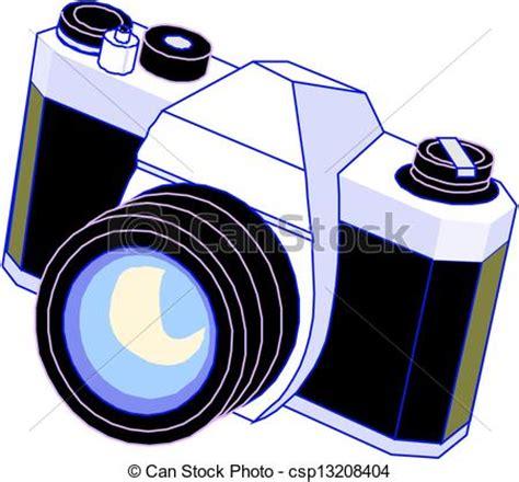 clipart vecteur de appareil photo csp13208404 recherchez