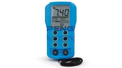 Alat Ukur Ph Dan Ppm alat ukur ph dan tds air instrument hi98106 solusi