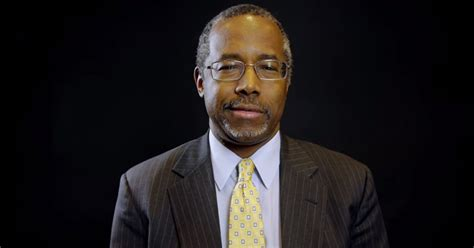 bed carson dr ben carson says syrian refugees want to be in syria