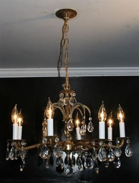 Chagne Glass Chandelier Chagne Glass Chandelier Chandelier With Glass Arms From Oldegoodthings On Ruby Change A