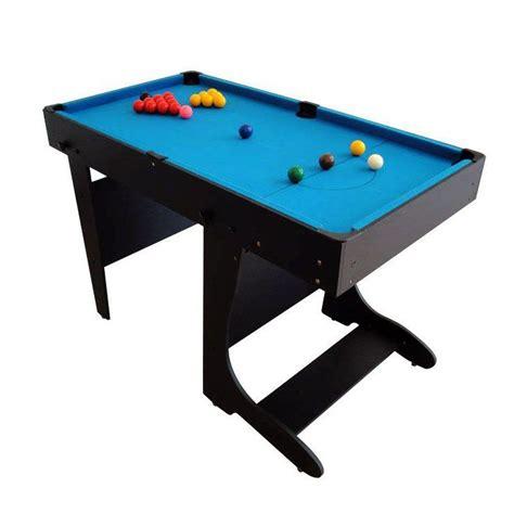 4ft pool table folding bce 4ft 12 in 1 folding multi table sweatband com