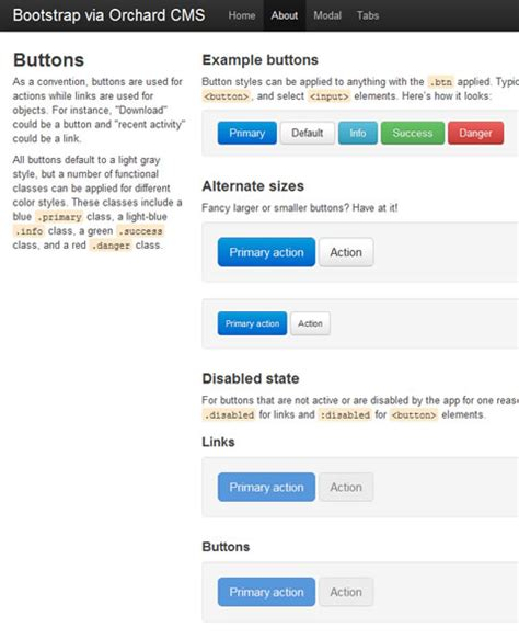 themes default bootstrap css global css twitter bootstrap orchard theme