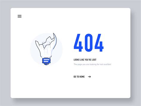 404 html template 40 free sketch psd and html website templates 2018 web