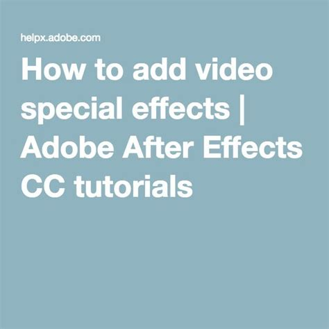 how to integrate after effects with adobe premiere pro cs6 43 best adobe images on pinterest tutorials adobe