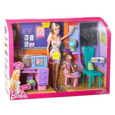 Barbie I Can Be Doll   Teacher Playset by Mattel   Shop