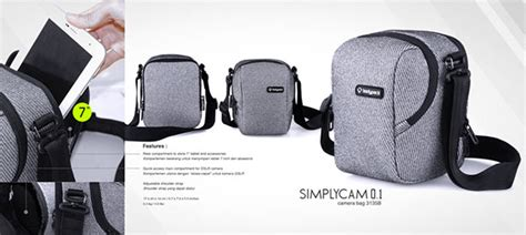 Bodypack Simplified 0 4 1 Hitam bodypack 174 simplified series on behance