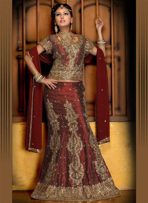 Bridal Wear by All About An Indian Indian Bridal Wear