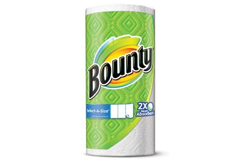 Who Makes Bounty Paper Towels - bounty paper towels p g everyday united states en